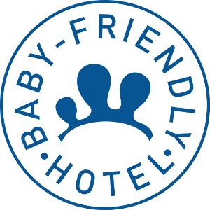 Logo hotel baby friendly