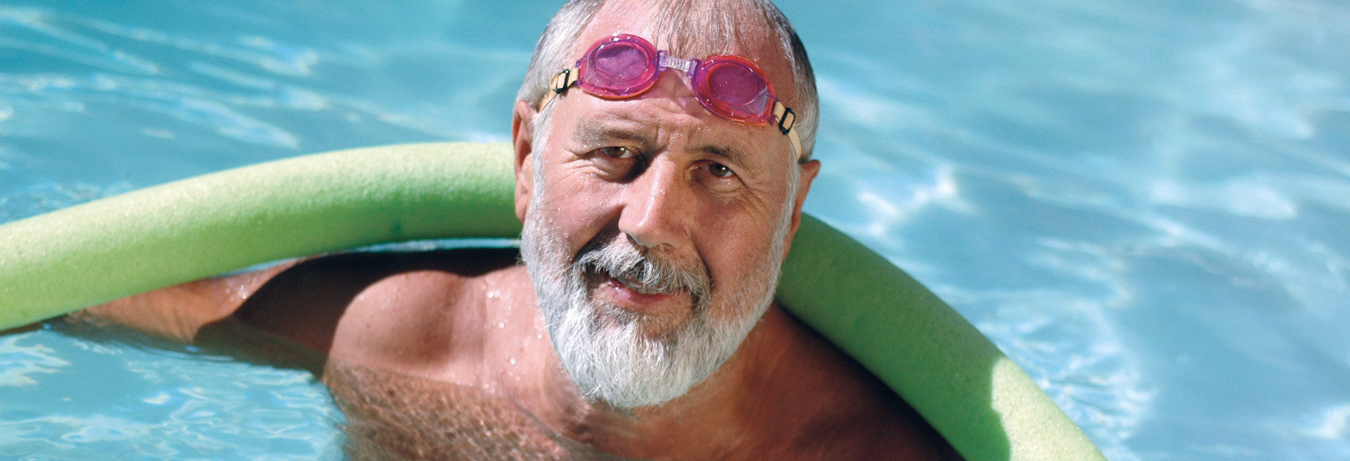 Exercising in the pool for seniors -  THERMALSPA Velké Losiny