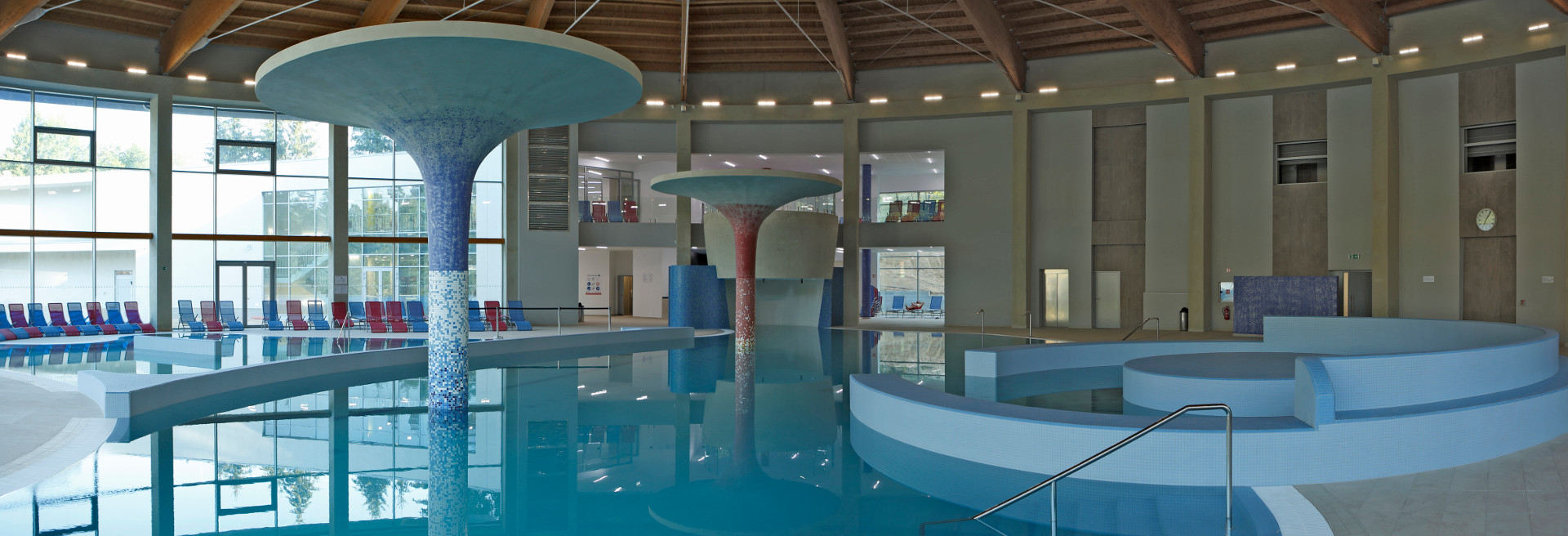 Thermalpark THERME Velké Losiny - Indoor pools