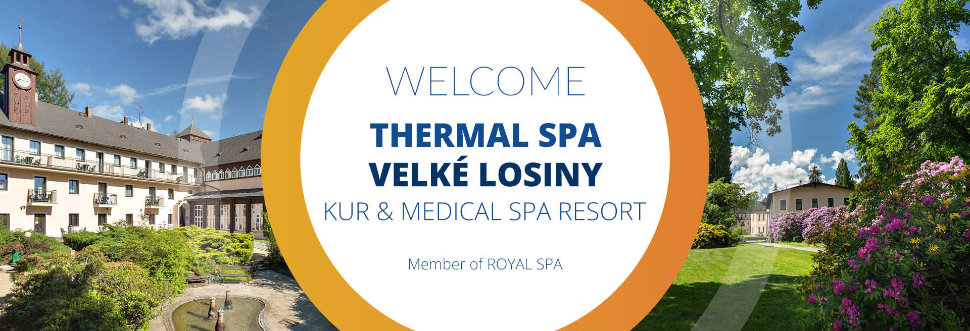 THERMAL SPA Velké Losiny - about us